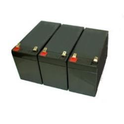 Powerware 9130 1000 Rackmount Replacement UPS Battery Set