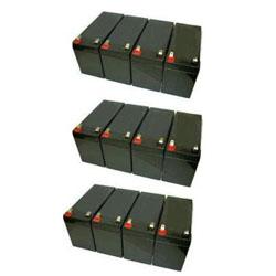 eaton 9130 3000 rack ebm battery set