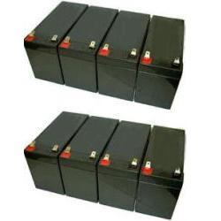 powerware 5125 24v ebm battery set