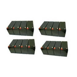 powerware 9120 3000 ebm battery set