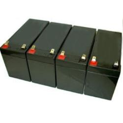 powerware 9120 700 ebm battery set