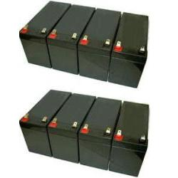 powerware 9125 48v ebm battery set
