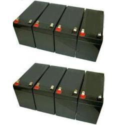 powerware 9130 1500 rack ebm battery