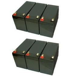 Eaton-Powerware PW9130G2000R-XL2U Compatible Replacement Battery Kit