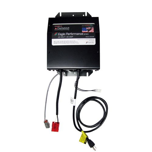 Jlg Lift Battery Charger I2420obrmjlg Pro Charging Systems
