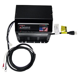 Genie Lift Battery Charger i4815OBRMLIFTSPC Pro Charging Systems