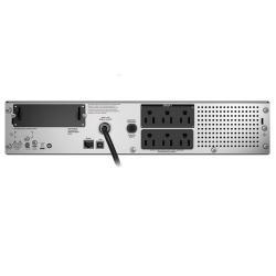 APC SMT750RM2U Smart-UPS Back