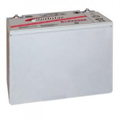 GNB S12V500F 12 Volt 505 Watts Per Cell sealed lead acid battery. (S12V500F)