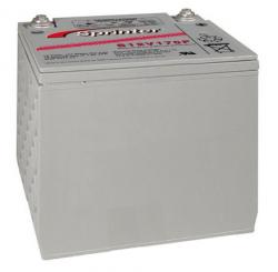 GNB S12V170F 12 Volt 167 Watts Per Cell sealed lead acid battery. (S12V170F)