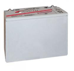 GNB S12V550NGF 12 Volt 550 Watts Per Cell sealed lead acid battery.