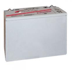 GNB S12V550NGF 12 Volt 550 Watts Per Cell sealed lead acid battery.