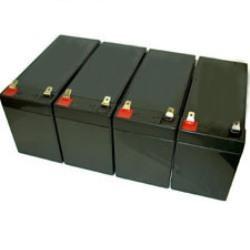 Best Power LI1420 - (4) BAT-0370 Replacement UPS Battery