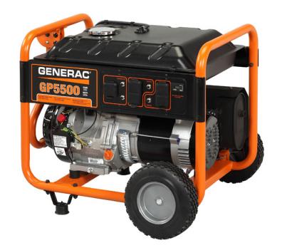 Generac Wheelhouse 5500 Service Manual
