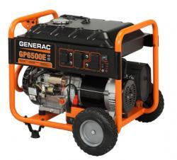 Generac GP6500E