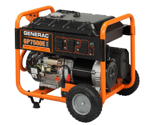 Generac GP7500E Model# 5943Power Pros, Inc.