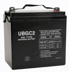 UBGC2 Golf Cart Battery