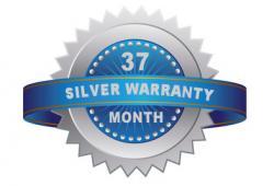 37 Month Silver Warranty