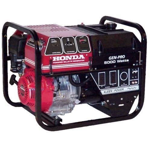 gillette generators gen pro gpn 125eh rh powerprosinc com Honda 50 Wiring Diagram Honda Motorcycles Schematics
