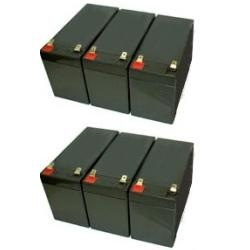 Liebert GXT1000RTE-120 Battery Set