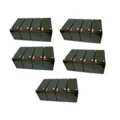 9120 6000 replacement battery set