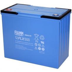 Fiamm 12FLX500 Battery
