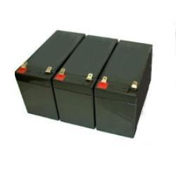 Liebert Powersure PS1000MT Replacement UPS Battery Set