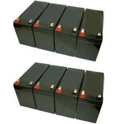 Liebert Powersure PS2200RM Replacement UPS Battery Set