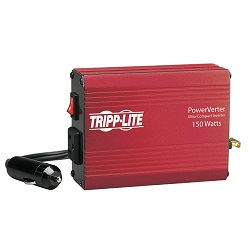 Tripp Lite Powerverter 150W Portable DC Inverter