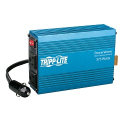 Tripp Lite Powerverter 375W Portable DC Inverter