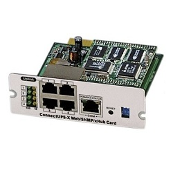 Eaton ConnectUPS-X Web/SNMP Card